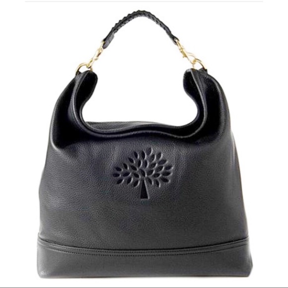 Mulberry Handbags - Mulberry | Effie Dark Brown Leather Bag